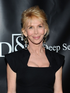 Trudie Styler attends the Artists for Peace and Justice's 'Let's Build a School for Haiti' fundraising dinner at Salon Millesime at the Carlton Hotel on November 5, 2010 in New York City