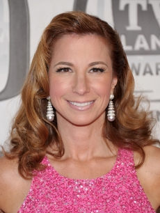 Jill Zarin attends the 9th Annual TV Land Awards at the Javits Center in New York City on April 10, 2011