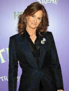 "Melissa Leo attends the ""Treme"" Season 2 premiere at The Museum of Modern Art in New York City, on April 21, 2011"