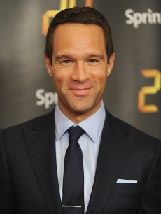 Chris Diamantopoulos attends the &#8220;24&#8221; Season 8 premiere at Jack H. Skirball Center for the Performing Arts on January 14, 2010 in New York