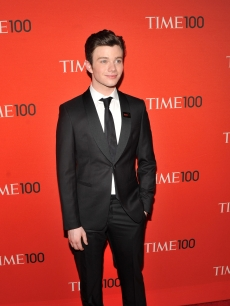 Chris Colfer attends the TIME 100 Gala, TIME'S 100 Most Influential People In The World at Frederick P. Rose Hall, Jazz at Lincoln Center on April 26, 2011 in New York City.