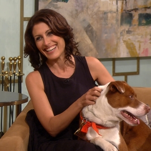 Access Hollywood Live: Lisa Edelstein Asks You To Give A &#8216;House&#8217; To A Cute Critter