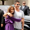 Simon Cowell & Paula Abdul Reunite For 'The X-Factor'