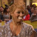 NeNe Leakes on Access Hollywood Live on May 9, 2011