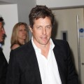 "Hugh Grant steps out at the premiere of ""Fire In Babylon"" at the Odeon Leicester Square in London on May 9, 2011"