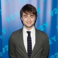 Daniel Radcliffe steps out at Broadway Talks Conversations at the 92nd Street Y in New York City on May 9, 2011