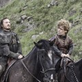"Tyrion leaves the Vale with Bronn after winning his freedom (Jerome Flynn, Peter Dinklage) in ""Game of Thrones,"" 2011"