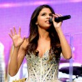 Selena Gomez performs at KIIS FM&#8217;s Wango Tango at the Staples Center in Los Angeles on May 14, 2011
