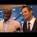 Michael Clark Duncan & Geoff Stults Share Details About Their New FOX Show, 'The Finder'