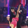 Ralph and Karina kick off the semifinals on &#8220;Dancing&#8221; with an Argentine tango, May 16, 2011