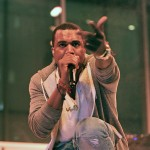 Kanye West performs at the 2011 MoMA Party in the Garden Benefit at The Museum of Modern Art in New York City, on May 10, 2011