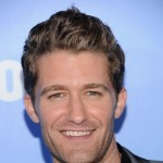 Matthew Morrison is all smiles at the 2011 Fox Upfronts at Wollman Rink - Central Park in New York City on May 16, 2011
