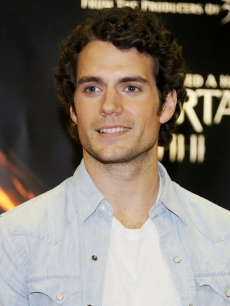Henry Cavill is seen at Wondercon 2011 at Moscone Center in San Francisco, Calif. on April 1, 2011