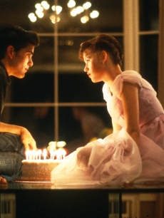 "Molly Ringwald in ""Sixteen Candles"""
