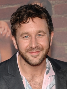 "Chris O'Dowd attends ""Bridesmaids"" Los Angeles premiere at Mann Village Theatre in Westwood, Calif. on April 28, 2011"