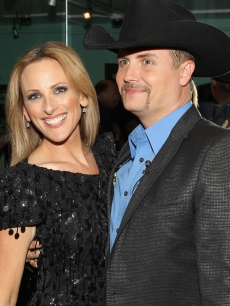 Marlee Matlin and John Rich attend the Academy of Television Arts &amp; Sciences Presents An Evening With &#8216;Celebrity Apprentice&#8217; at the Florence Gould Hall in New York City on April 26, 2011