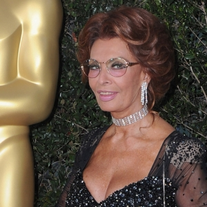 Sophia Loren On Being Honored By The Academy Of Motion Picture Arts & Sciences