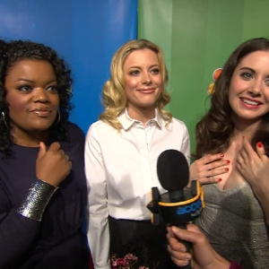 Will Gillian Jacobs, Alison Brie & Yvette Nicole Brown Ever Graduate On 'Community'?