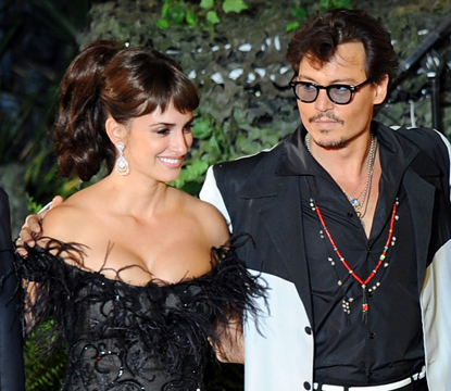 Access Extended: 'Pirates Of The Caribbean: On Stranger Tides' Premiere, Los Angeles (May 7, 2011)