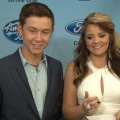 Lauren Alaina & Scotty McCreery Battle It Out On 'American Idol'