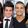 Ashley Greene, Adam Lambert, Mark Ballas, Jennifer Hudson
