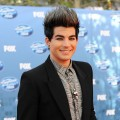 "Adam Lambert arrives at the ""American Idol"" Grand Finale for Season 10 at the Nokia Theatre, Los Angeles, May 25, 2011"