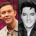 Scotty McCreery, Elvis Presley
