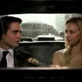 "Robert Pattinson and Sarah Gadon in ""Cosmopolis"""