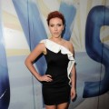 Scarlett Johansson arrives at Spike TV&#8217;s 5th annual 2011 &#8216;Guys Choice&#8217; Awards at Sony Pictures Studios in Culver City, Calif., on June 4, 2011