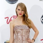 Taylor Swift dazzles at the 2011 Billboard Music Awards at the MGM Grand Garden Arena in Las Vegas on May 22, 2011