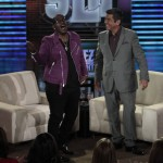 "Randy Jackson and George Lopez as seen on ""Lopez Tonight"" on May 26, 2011"