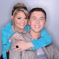 Lauren Alaina and Scotty McCreery - the &#8220;American Idol&#8221; final 2