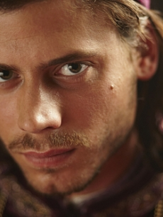 "Francois Arnaud as Cesare Borgia in  ""The Borgias"""