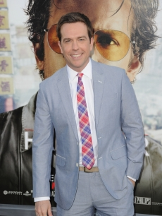 Ed Helms sports a dapper suit at the premiere of &#8220;The Hangover Part II&#8221; at Grauman&#8217;s Chinese Theatre in Hollywood, Calif. on May 19, 2011 