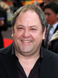 "Mark Addy attends the ""It's a Wonderful Afterlife"" UK Premiere at the Odeon West End cinema, London on April 12, 2010"