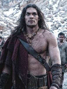 "Jason Momoa as Conan in Lionsgate's ""Conan The Barbarian,"" 2011"