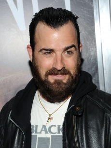Justin Theroux attends the New York screening of &#8220;Hanna&#8221; at Regal Union Square in New York City on April 6, 2011