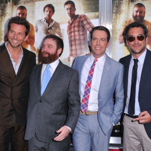 Access Extended: &#8216;The Hangover Part II&#8217; LA Premiere