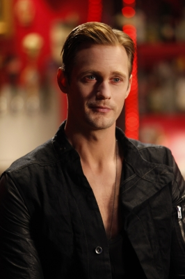 "Alexander Skarsgard as Eric Northman on ""True Blood,"" Season 4, HBO"