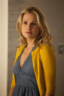 "Anna Paquin as Sookie Stackhouse in ""True Blood,"" Season 4, HBO"