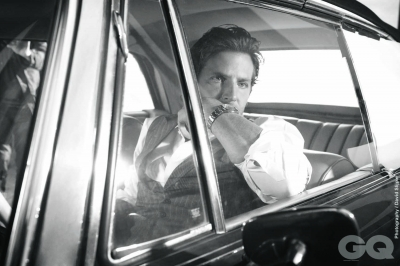 Bradley Cooper in GQ Australia&#8217;s June/July 2011