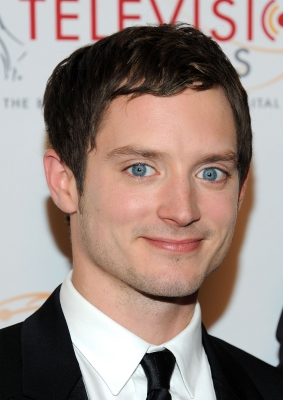 Elijah Wood arrives at the Academy Of Television Arts & Sciences Foundation's 32nd Annual College Television Awards at Renaissance Hollywood Hotel in Hollywood on April 9, 2011