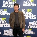 Patrick Dempsey arrives at the 2011 MTV Movie Awards at Universal Studios' Gibson Amphitheatre in Universal City, Calif., on June 5, 2011