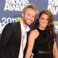 Paul McDonald and Nikki Reed step out at the 2011 MTV Movie Awards at Universal Studios' Gibson Amphitheatre in Universal City, Calif. on June 5, 2011