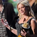 Reese Witherspoon accepts the MTV Generation Award onstage during the 2011 MTV Movie Awards at Universal Studios' Gibson Amphitheatre in Universal City, Calif., on June 5, 2011