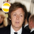 "Sir Paul McCartney attends a private viewing of ""A Life In Photographs: An Exhibition of Photography by Linda McCartney"" at Phillips de Pury And Company, London, on June 6, 2011"