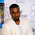 Kanye West attends the 2011 CFDA Fashion Awards at Alice Tully Hall, Lincoln Center, New York City, on June 6, 2011