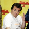 "Jack Black attends the ""Kung Fu Panda 2"" photocall in Berlin, Germany on June 7, 2011"