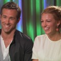 Did Ryan Reynolds & Blake Lively Suffer Any Injuries In 'Green Lantern'?