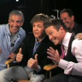 Access Hollywood Live: MovieMantz's Beatles Dream Comes True - Meeting Paul McCartney!